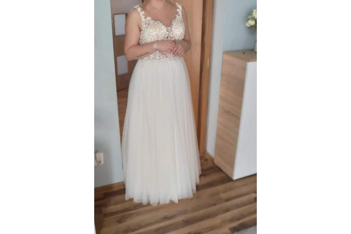Suknia ślubna Ivory 38-40