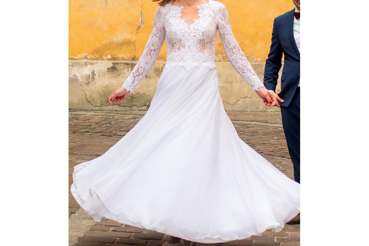 Suknia ślubna-model Aurelia 2019