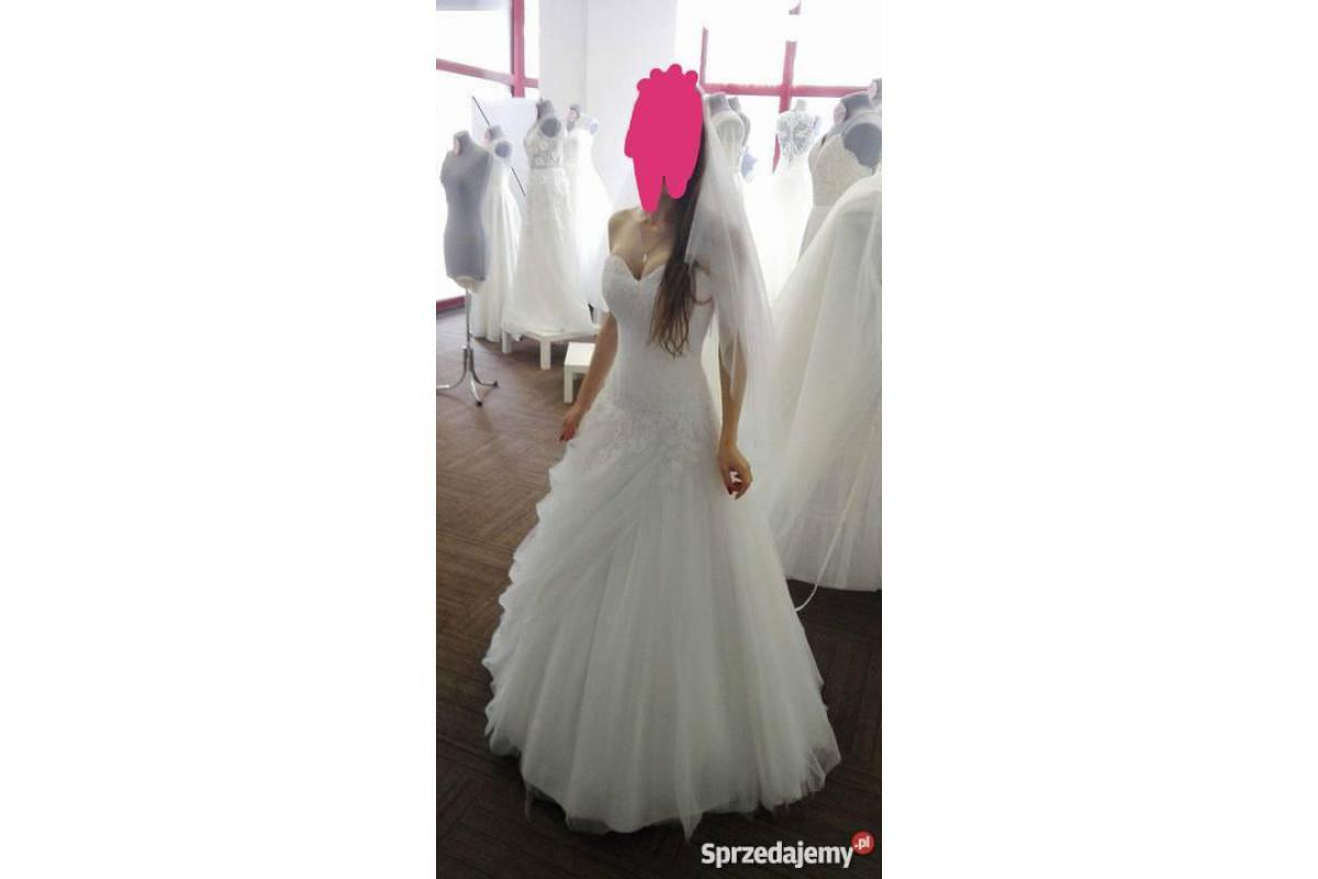 Suknia ślubna La Lucienne SELMA + dodatki