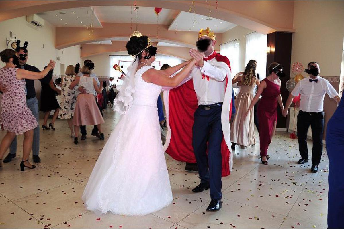 Sukienka Ślubna Biała Margarett Enigma A-3