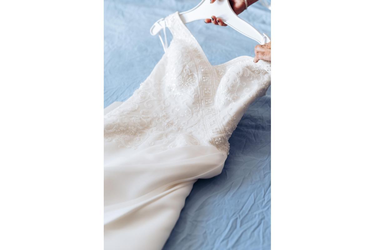 Unikatowa suknie ślubna