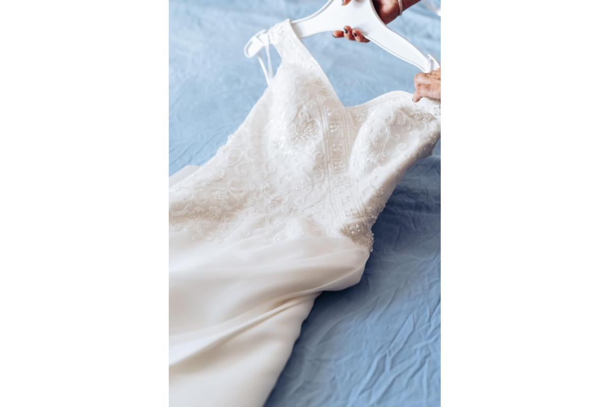 Unikatowa suknia ślubna