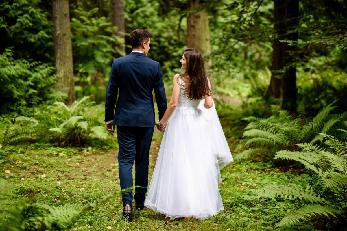 suknia ślubna Enzo