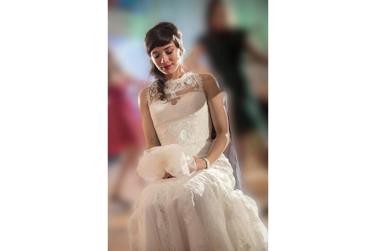 Suknia ślubna Jorgina White One