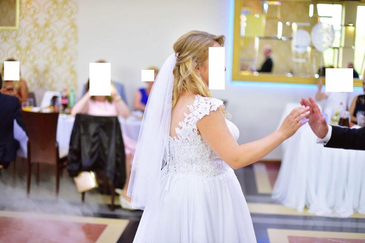 Sprzedam Suknie Ślubną Biała