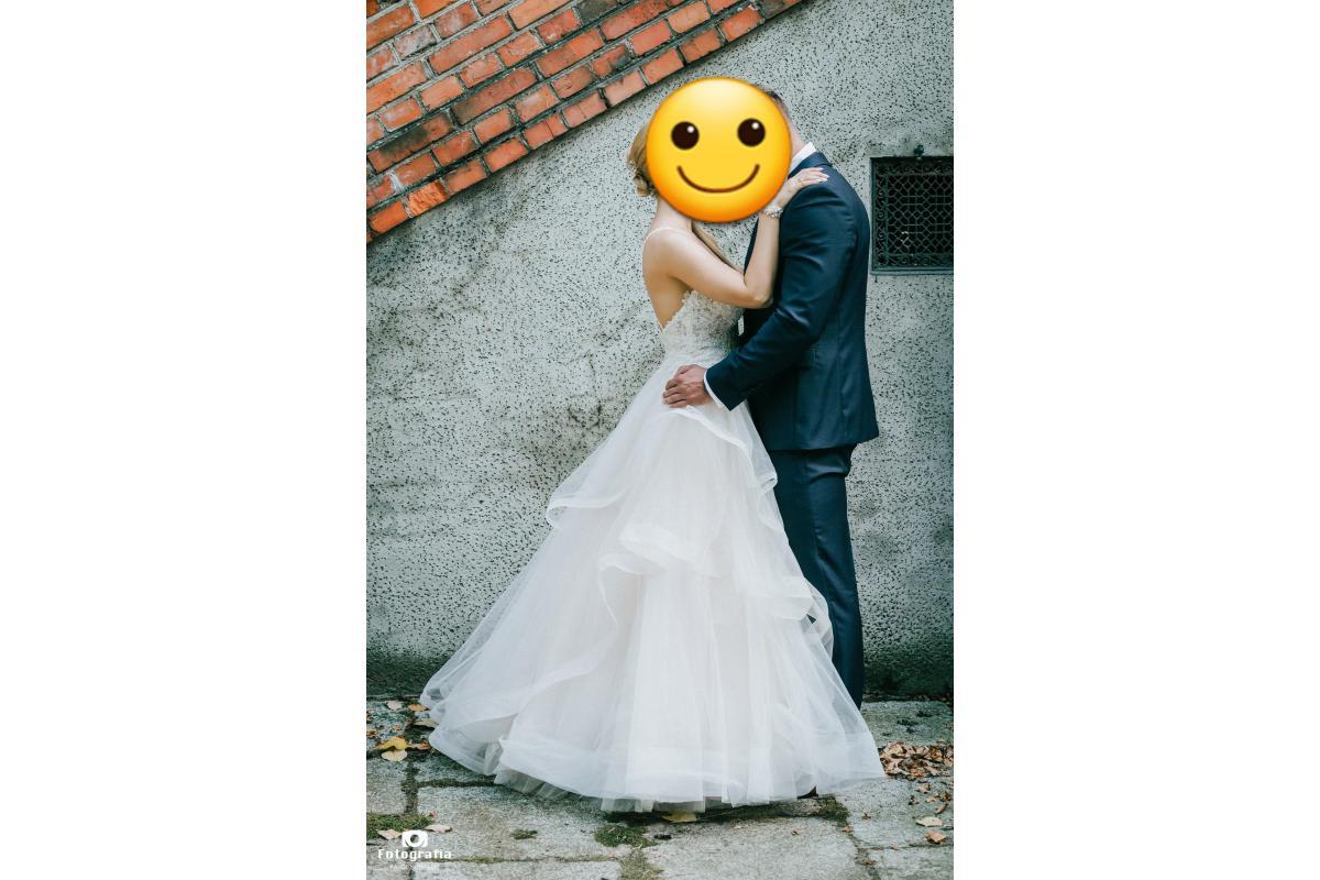 Suknia ślubna xs/s