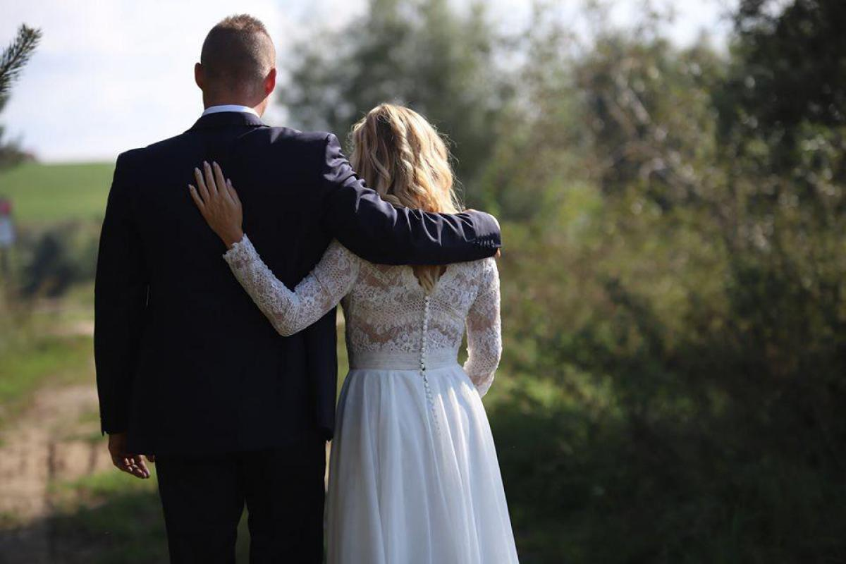 Suknia ślubna- 36, Amy Love ETNA
