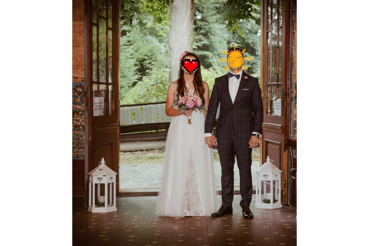 Suknia ślubna 2019