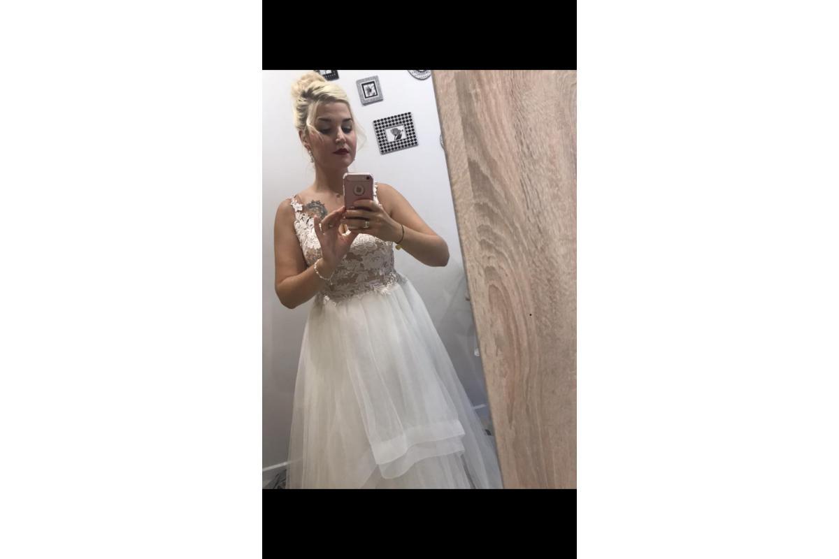 Suknia ślubna Herm's Bridal 2019