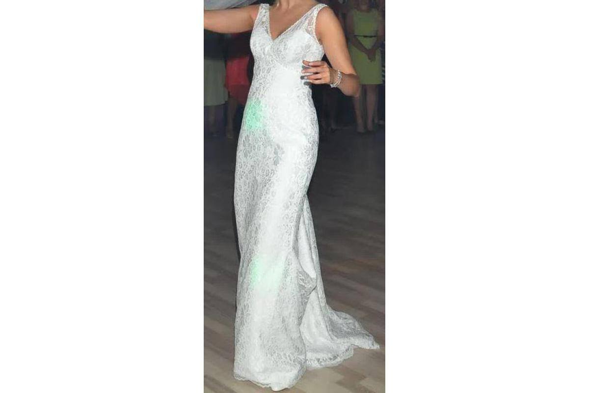 Suknia Ślubna Glamour morii Lee 4613