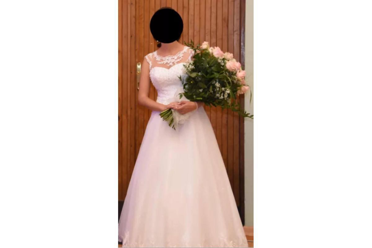 Suknia ślubna jak nowa