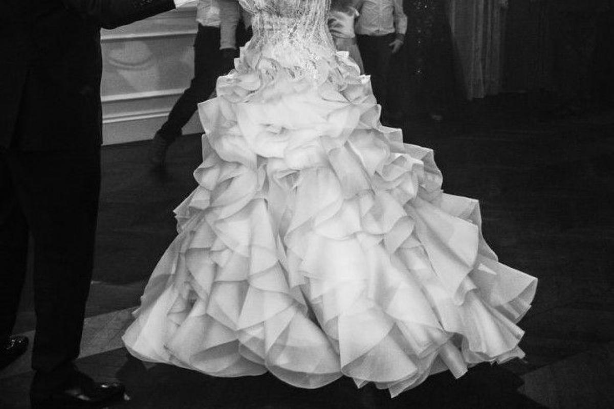 Suknia ślubna od projektantów Paprocki & Brzozowski