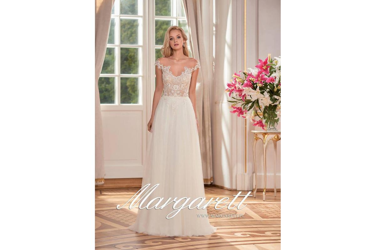 Sprzedam suknię ślubną z salonu Livia w Gdańsku - NIKE Margarett