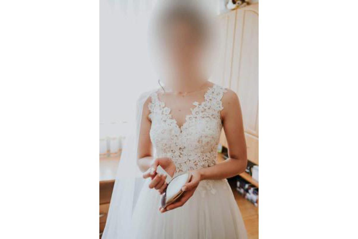 suknia ślubna BERTA kolekcja 2019 tanio