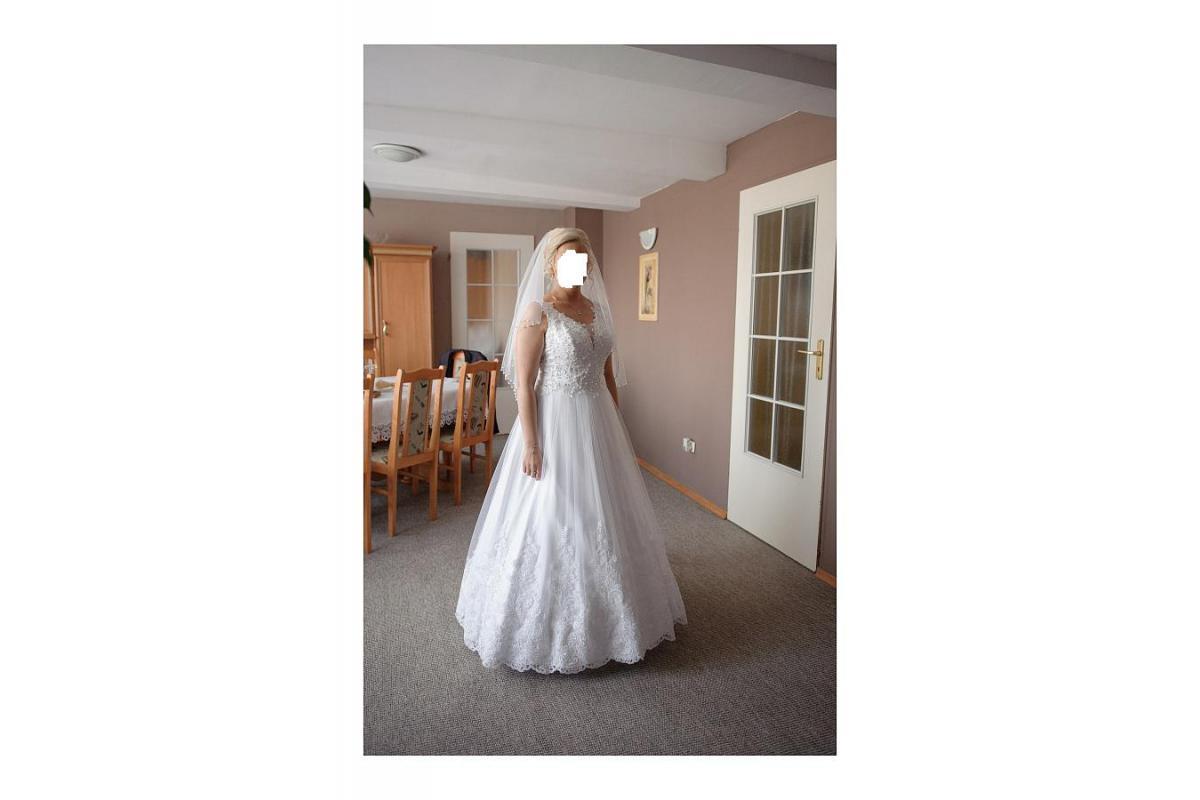 Sprzedam suknie ślubną Księżniczka