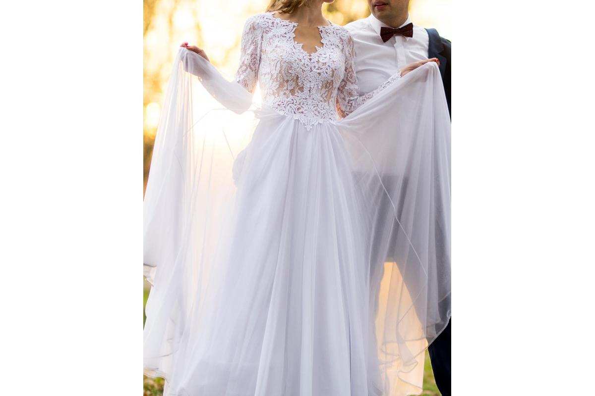Sukienka ślubna-model Aurelia 2019