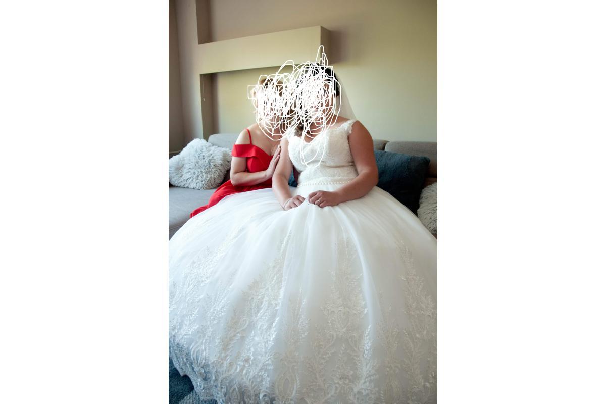 Sprzedam Suknie Ślubną w bardzo okazjonalnej cenie
