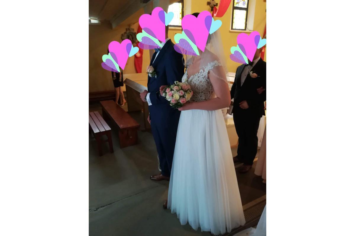 Suknia Ślubna GLORIA 2019