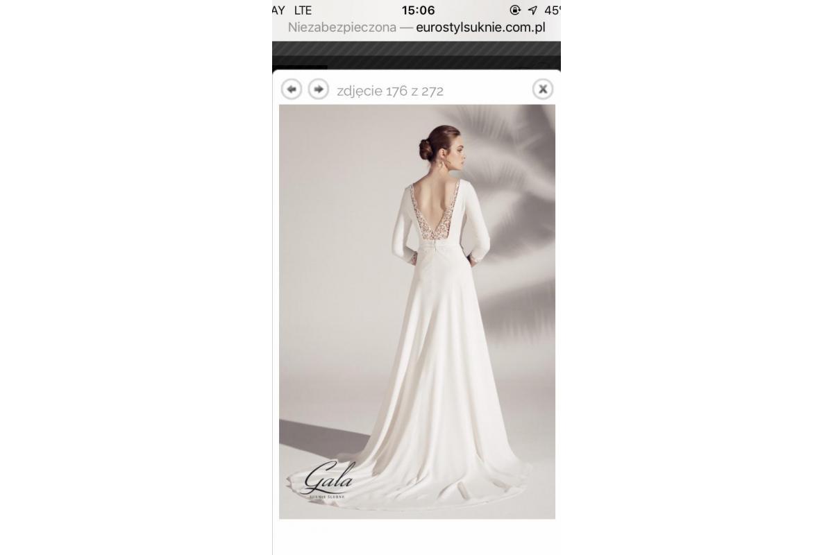 Piękna  suknia ślubna Gala i dodatki!!! Kup w komplecie !!