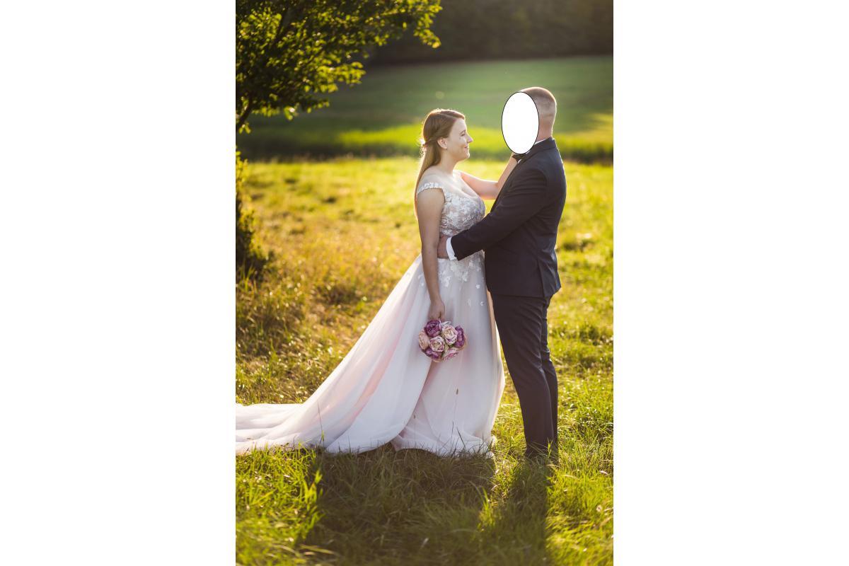 Urocza suknia Charlize firmy Gellena rozm 38/40