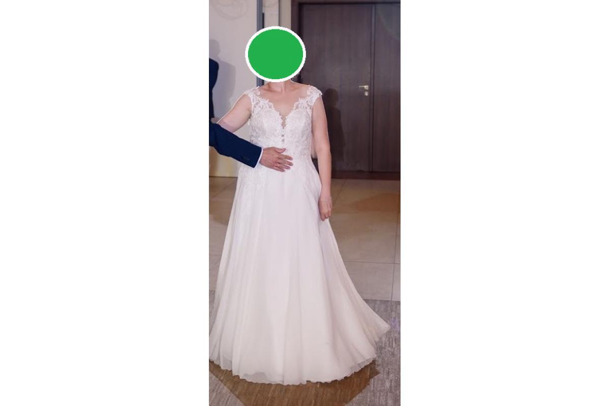 Suknia ślubna marzeń