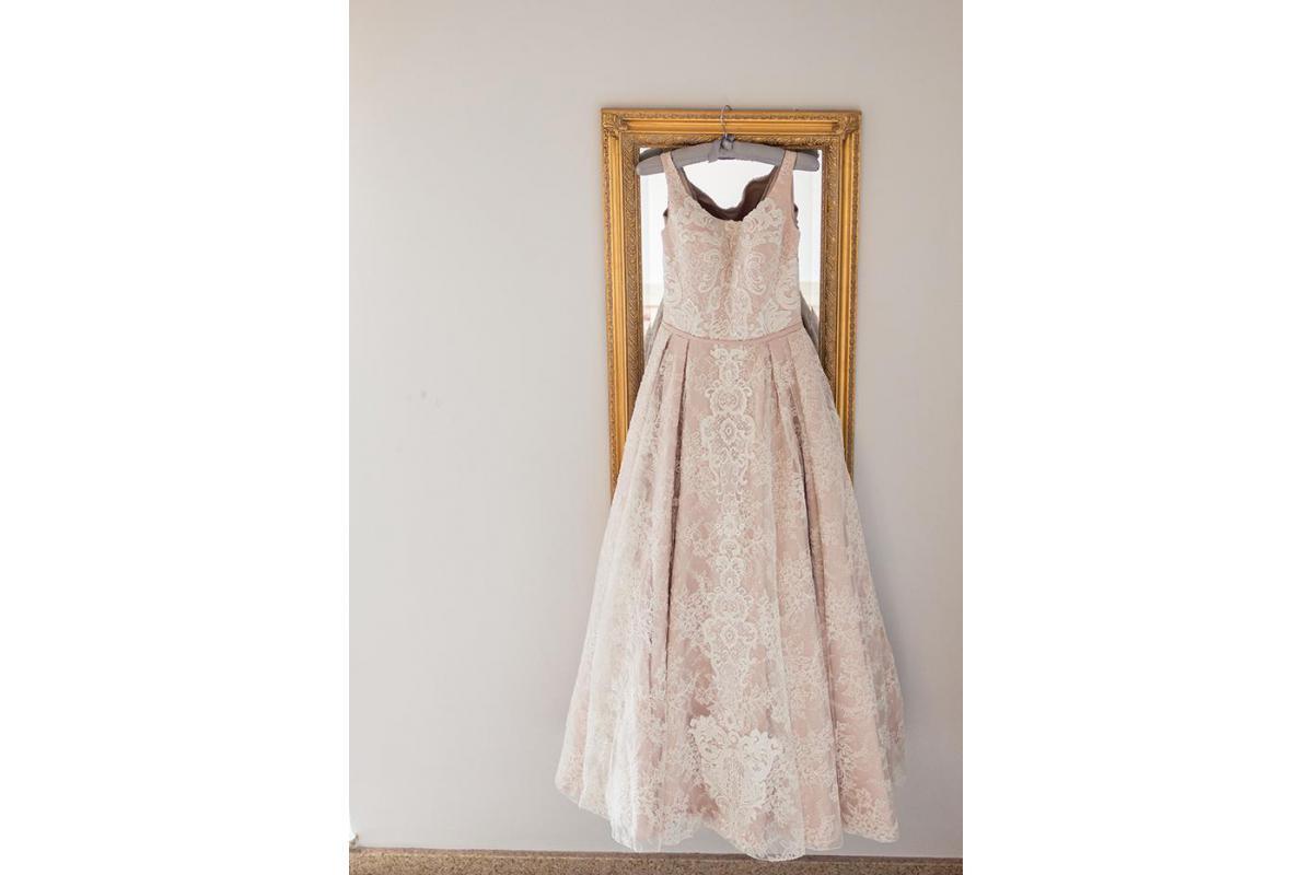 Suknia ślubna LOVE STORY 36/S 165 cm