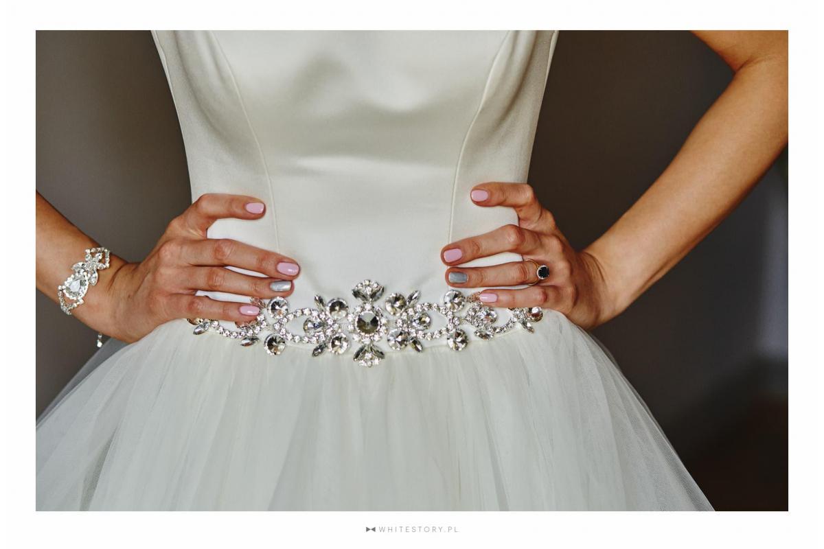 Suknia księżniczka komplet rozm 36