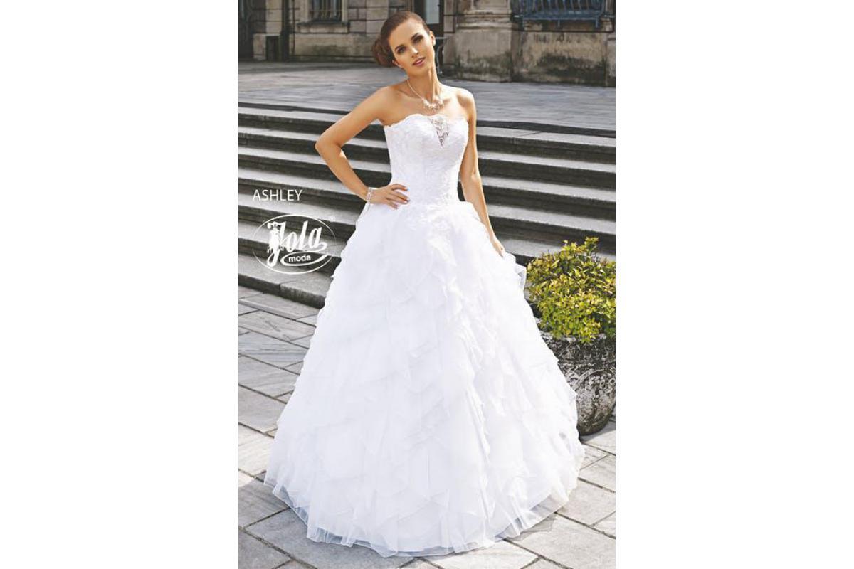 Sprzedam suknię ślubna typ hiszpański ashley