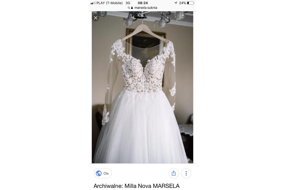 Suknia Milla Nova Marsela