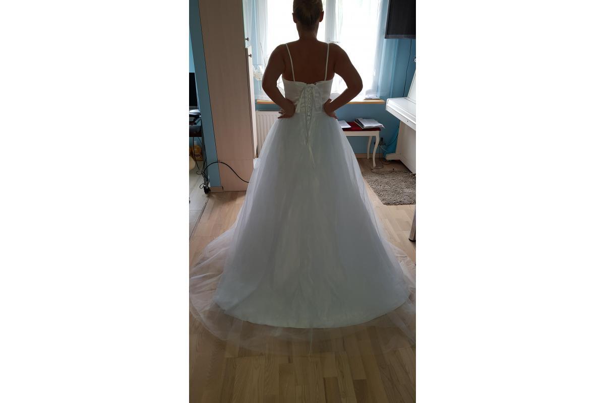suknia ślubna nowa