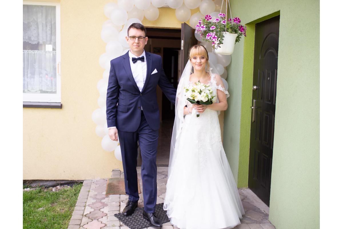 Suknia Ślubna Śląsk