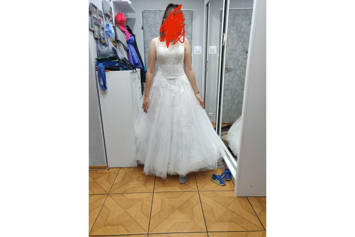Suknia ślubna rozmiar 36 - Okazja !!!