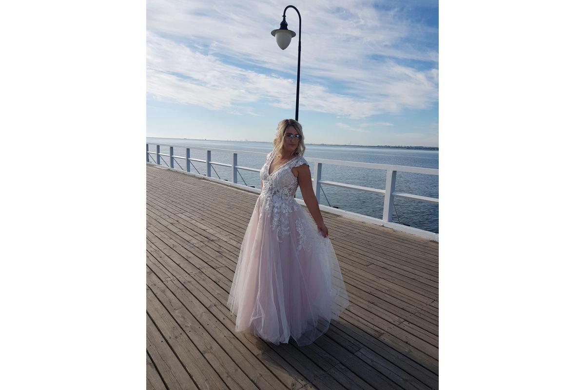 Suknia Ślubna Hadassa Mandy