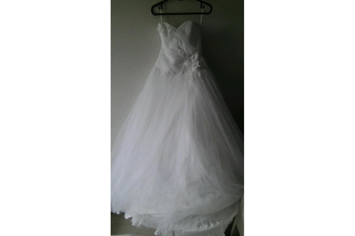 księżniczka suknia ślubna salonu Fasson 2013