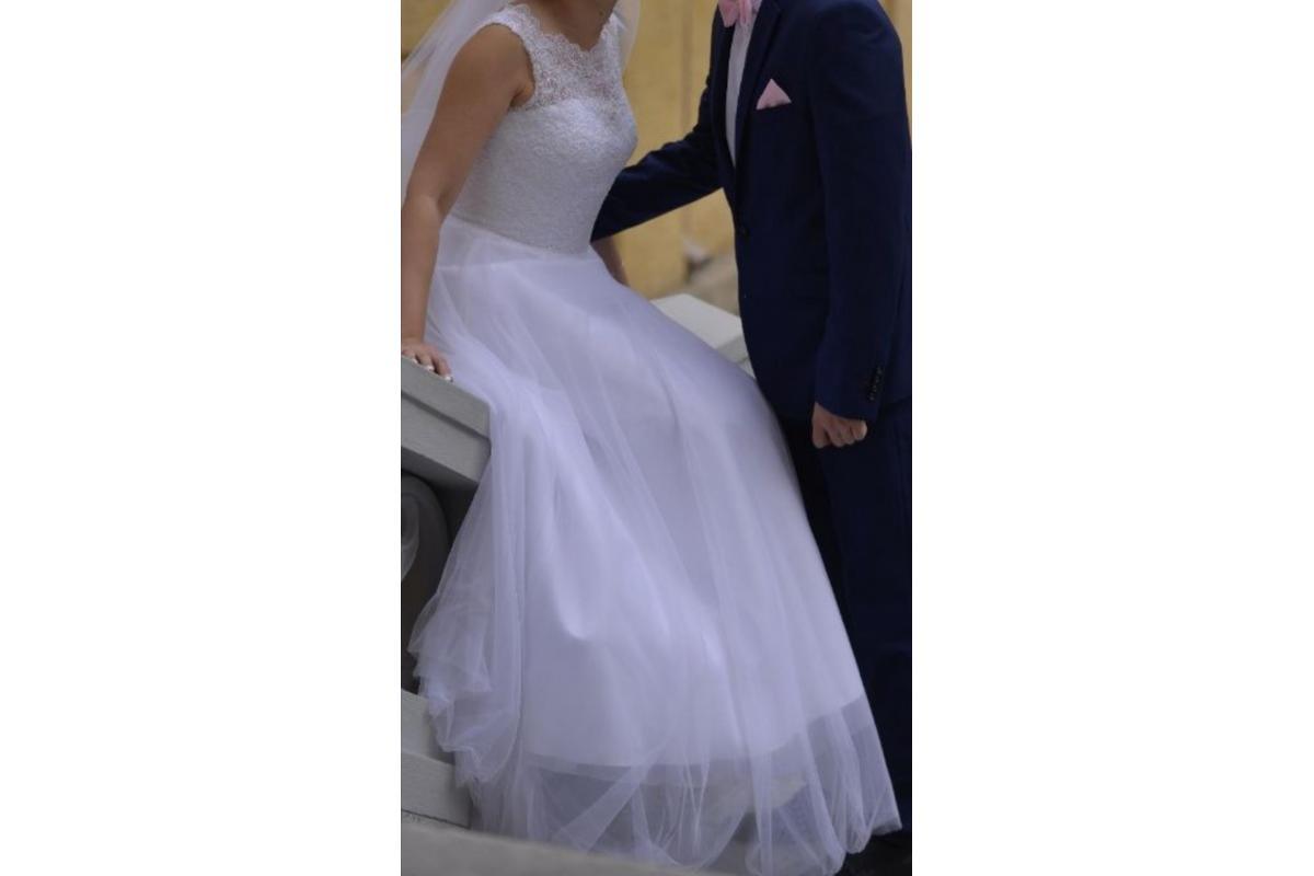 Jak nowa suknia ślubna elizabeth passion księżniczka polecam!!!