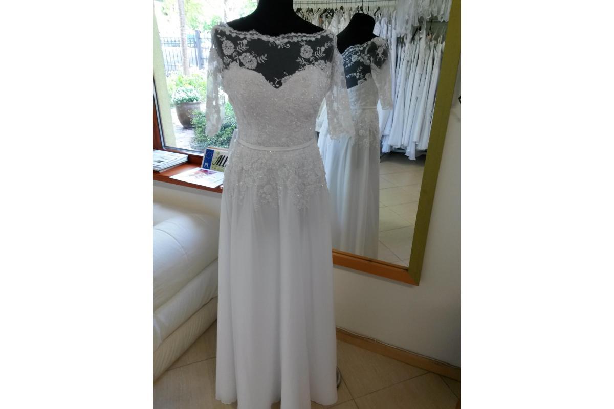 Suknie slubne używane i nowe, duży wybór, niskie ceny