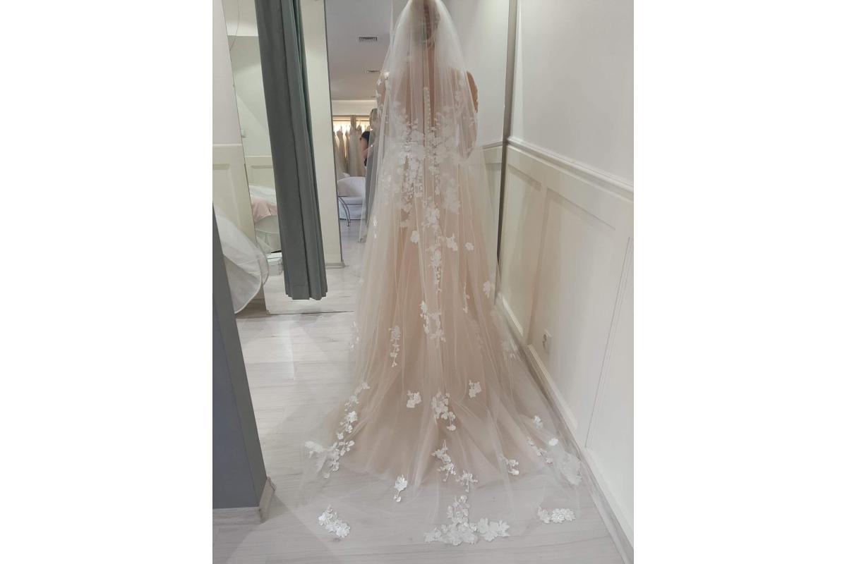 Wypożyczę lub sprzedam suknię ślubną
