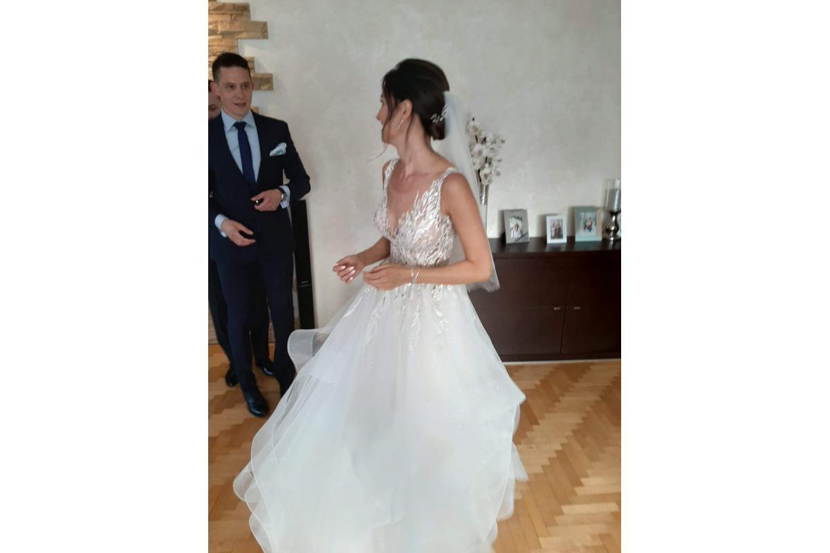 Suknia Keira - Oksana Mukha - 34