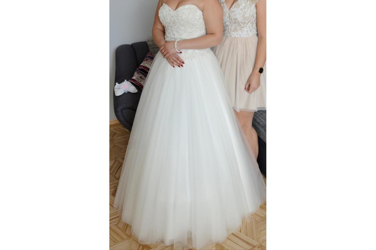 Suknia Ślubna Sincerity 4034