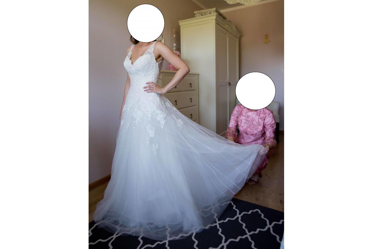 Suknia ślubna Pronovias Mayumi