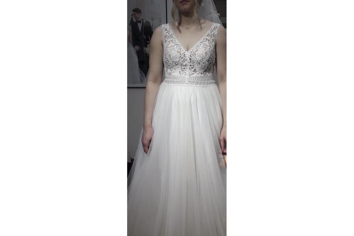 Suknia ślubna FLORIA NOWA