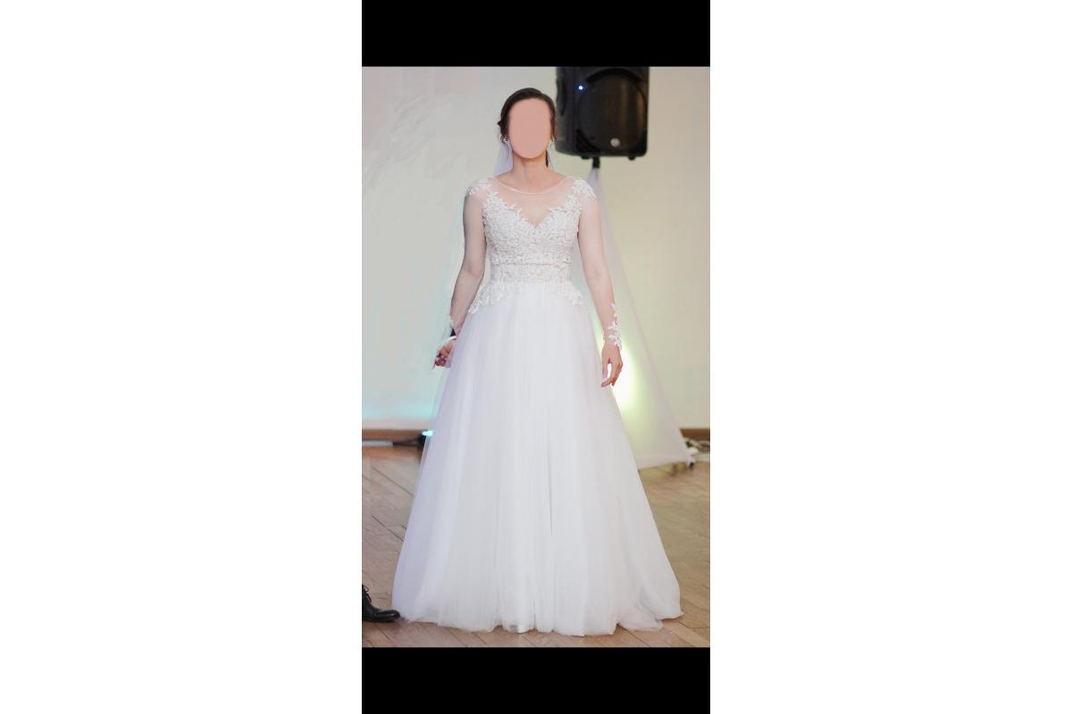 Sprzedam suknię ślubną Laurelle