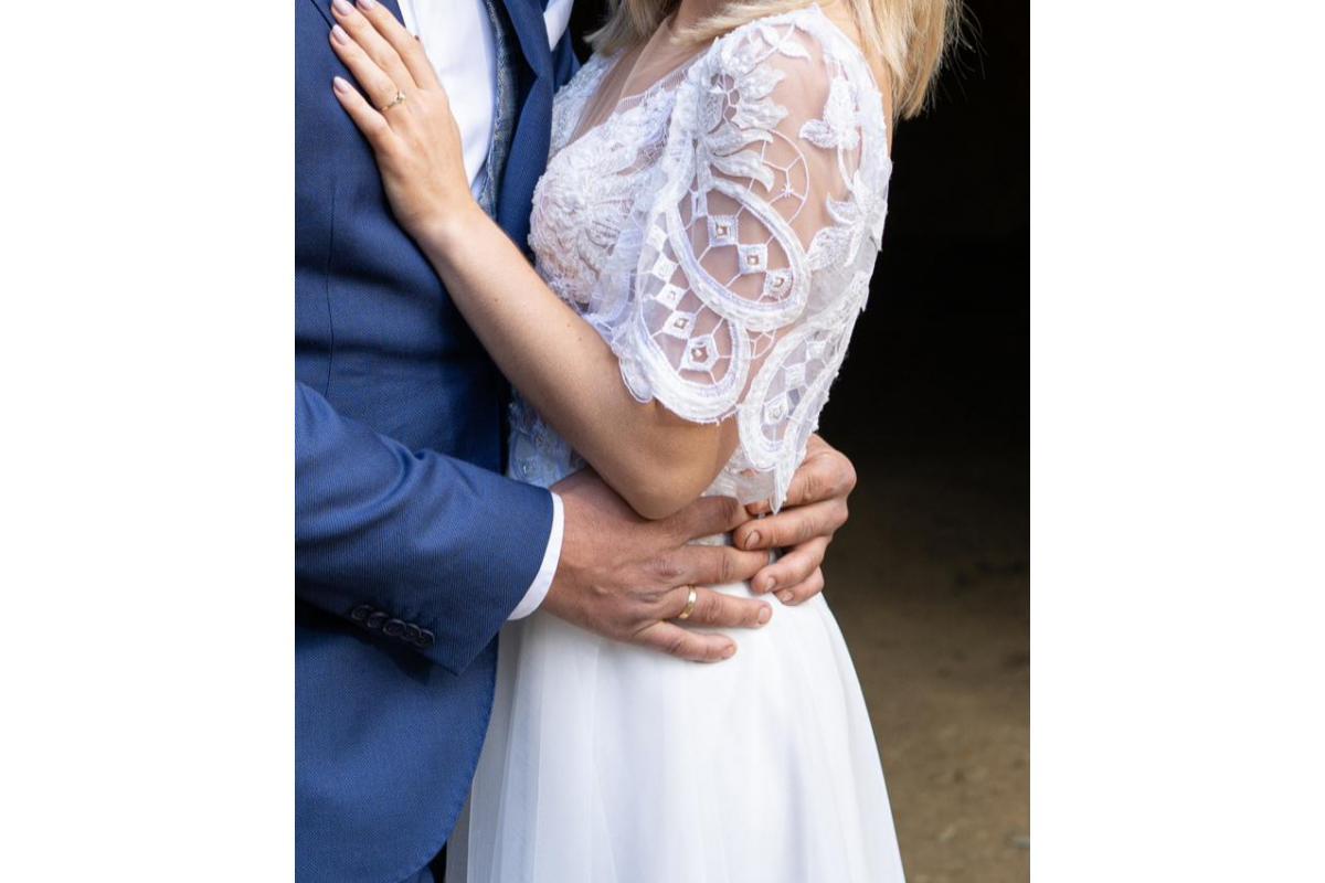 Suknia ślubna 'Bresola'