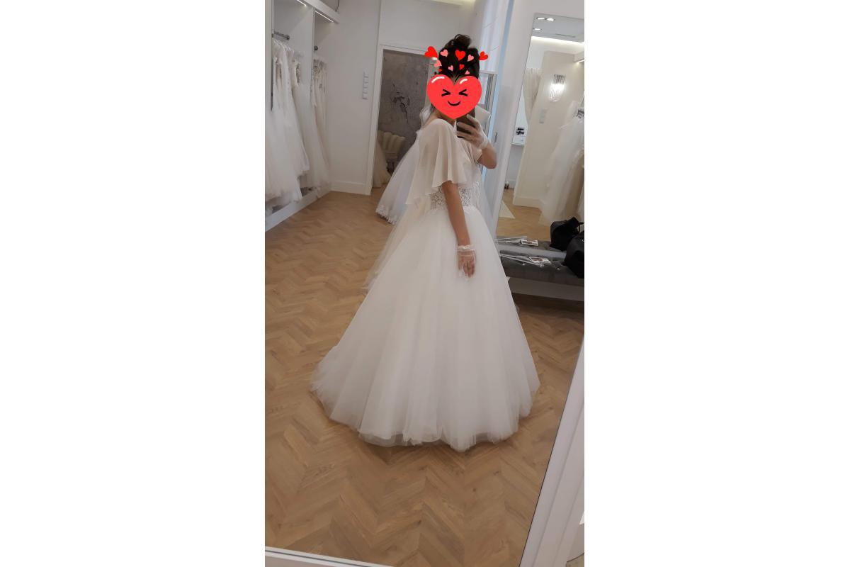 Nowa suknia ślubna Agnes