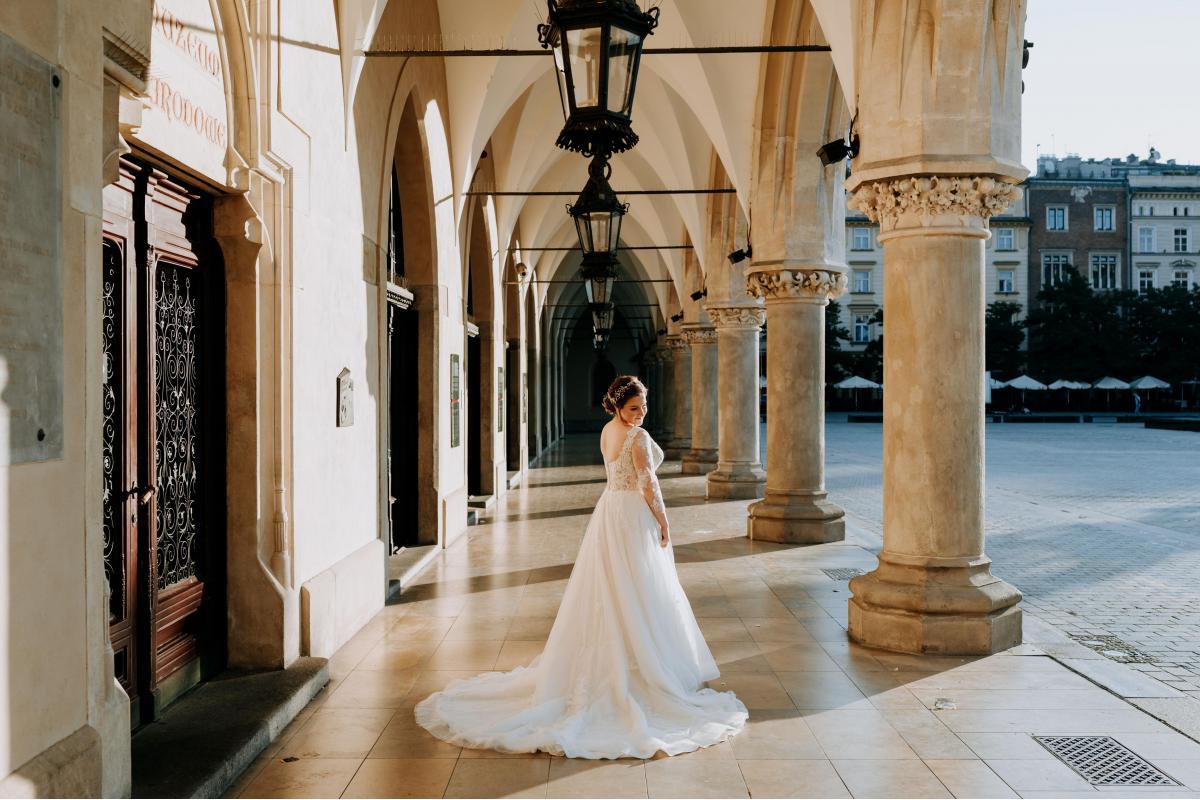 Sprzedam wyjątkową Suknię Ślubną z gwarantowanym efektem WOW!