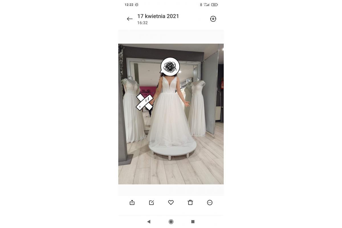 Suknia ślubna Anabel
