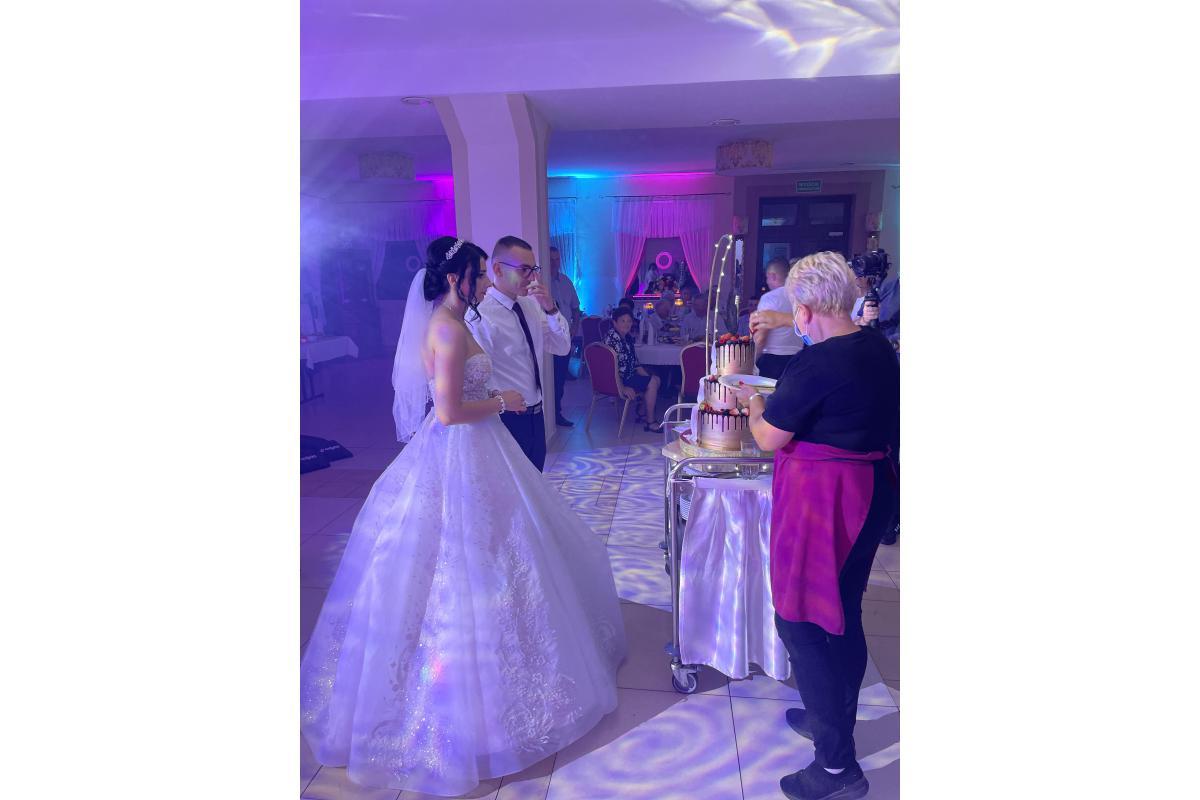 Suknia ślubna Zanzibar- princessa