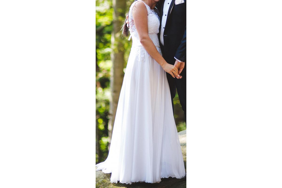 Sprzedam suknię ślubną z kolekcji